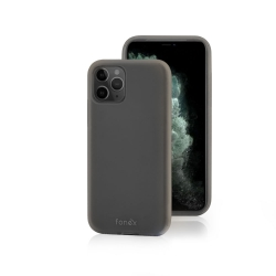 Cover in silicone semitrasparente iPhone 11 pro - Fonex Gommy