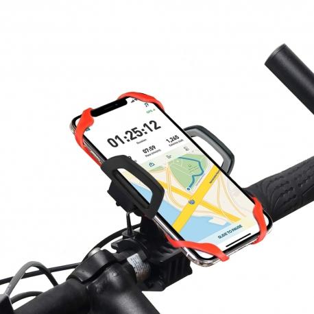 SUPPORTO manubrio bici per Smartphone