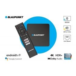 BLAUPUNKT ANDROID TV BOX B-STREAM  4K, 2gb ram, 8gb rom