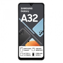 Samsung Galaxy A32 , Ram 4 gb,  Rom 128 GB