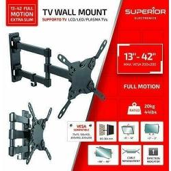 Supporto TV  da 13-42 full motion - Superior