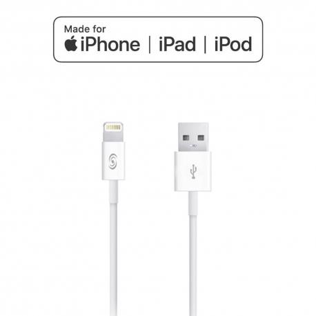 Cavo di ricarica MFI made for Apple - 2 mt