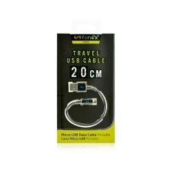 Cavo magnetico micro USB 20 CM - ATLANTIS
