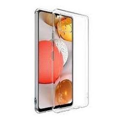 Cover in silicone trasparente - Samsung A42