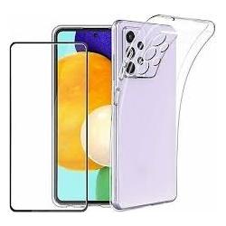Cover in silicone trasparente - Samsung A72  5g