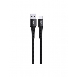 Cavo Type-C  fast charge  2.4A - Rovi fabric