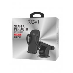 Supporto cellulare per Auto a ventosa - ROVI CAR02