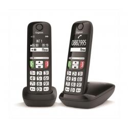 Telefoni cordless TASTI GRANDI - Gigaset E270 Duo
